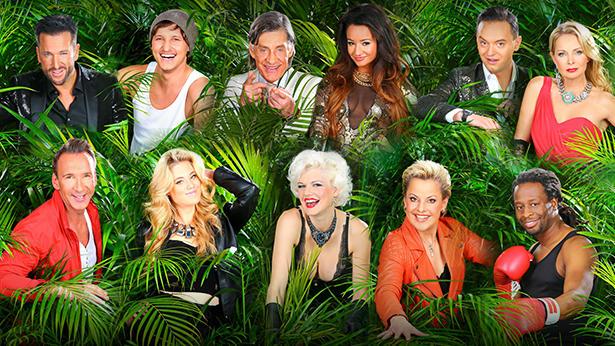 Dschungelcamp 2014: Diese elf Kandidaten ziehen ins Dschungelcamp