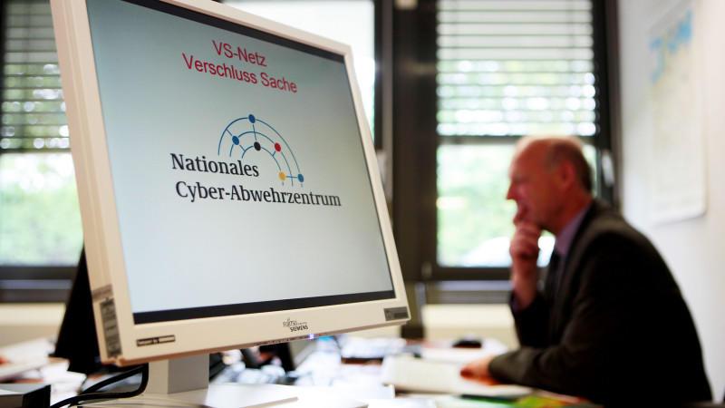 Cyber-Crime, BSI, Datensätze, Benutzerdaten, E-Mail-Konten