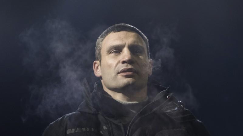 Ukraine Kiew Protest Janukowitsch Klitschko