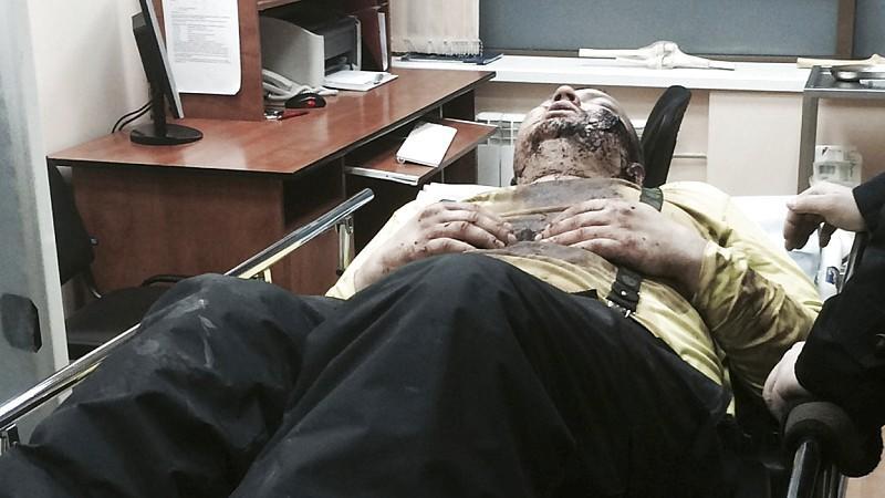 """Folteropfer Bulatow: """"keine einzige heile Stelle an meinem Körper"""""""