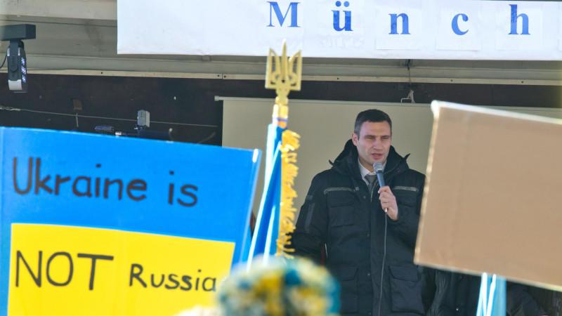 Ukraine Klitschko München Sicherheitskonferenz