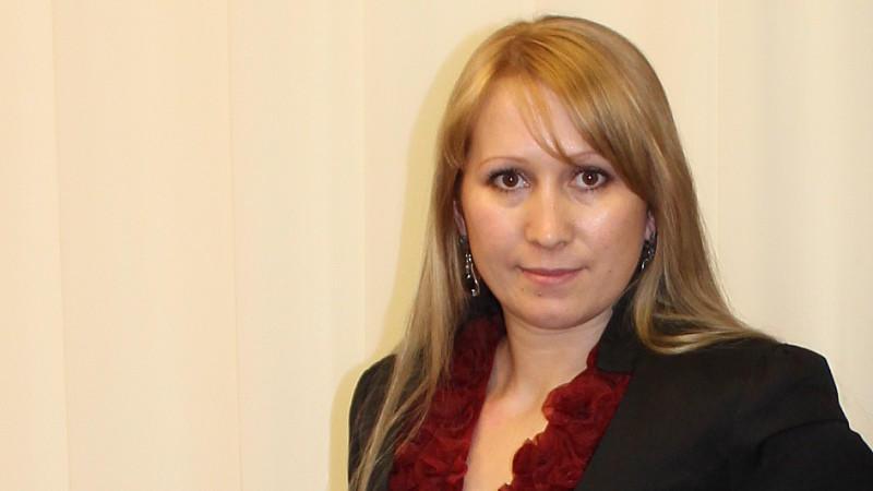 Endlich ein echter Hochzeitsprofi: Irina Wider hat die Ausbildung zur professionellen Hochzeitsplanerin bestanden.