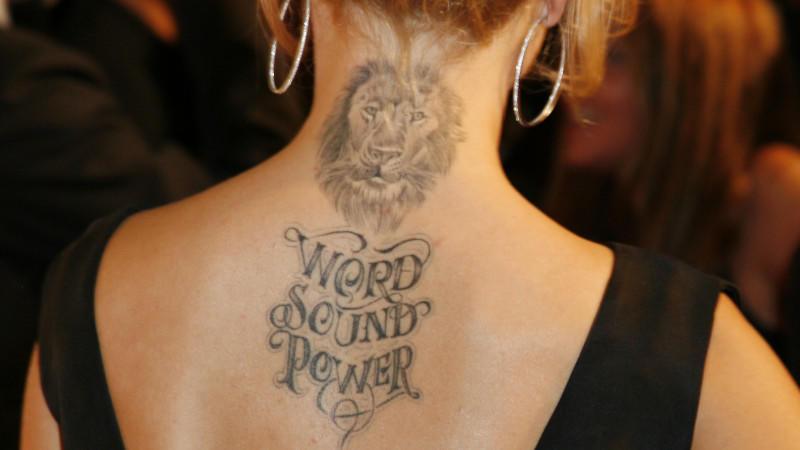Tattoo Entfernung Vieles Bleibt Für Immer