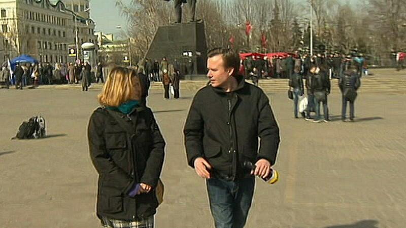 Ukraine, Donezk, Krim