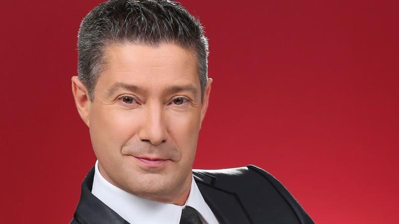 """Joachim Llambi ist der Experte am Jurypult von """"Stepping Out""""."""