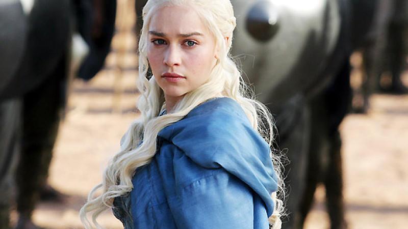 Ob sich ein Kind wirklich über den namen Daenerys freut, sobald es Game of Thrones später gesehen hat, ist fragwürdig.
