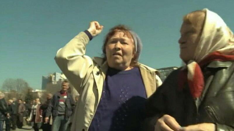 RTL-Reporter Emmerich in Donezk