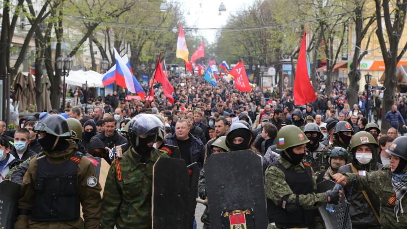 """Ost-Ukraine: Kiew spricht vom """"Krieg"""" mit Russland"""