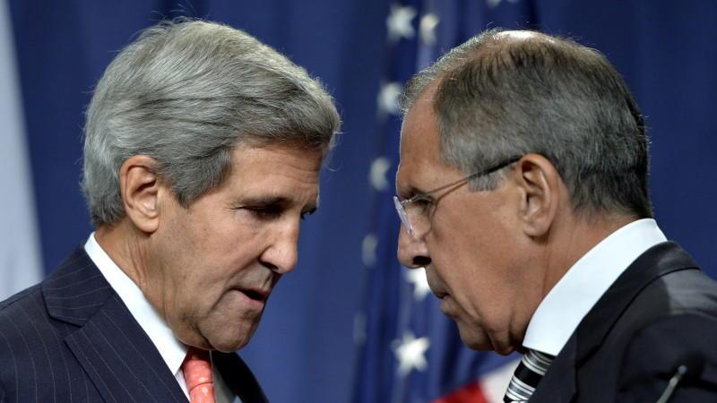 In Genf findet heute der Gipfel zur Ukraine-Krise statt.
