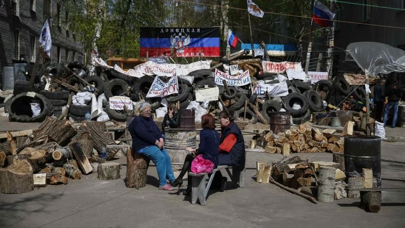 """Ukraine: Kein Frieden in Sicht. """"Anti-Terror-Einsatz"""" geht weiter"""
