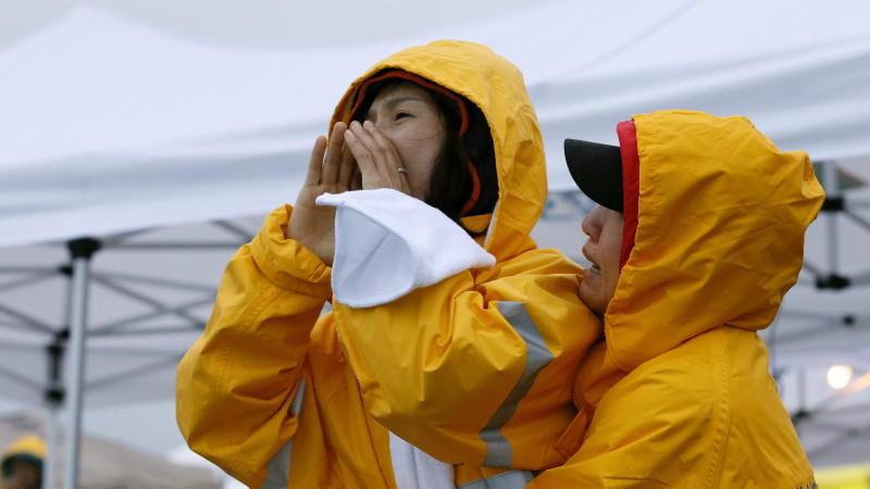 Seit dem Fährunglück in Südkorea gelten noch viele Schulkinder als vermisst.
