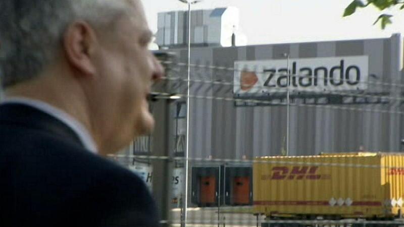 Der Online-Shop Zalando ist ins Visier von Datenschützern gerückt.