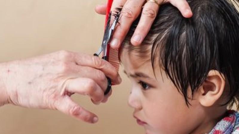 Haare Bei Kindern Selber Schneiden Mit Dieser Anleitung