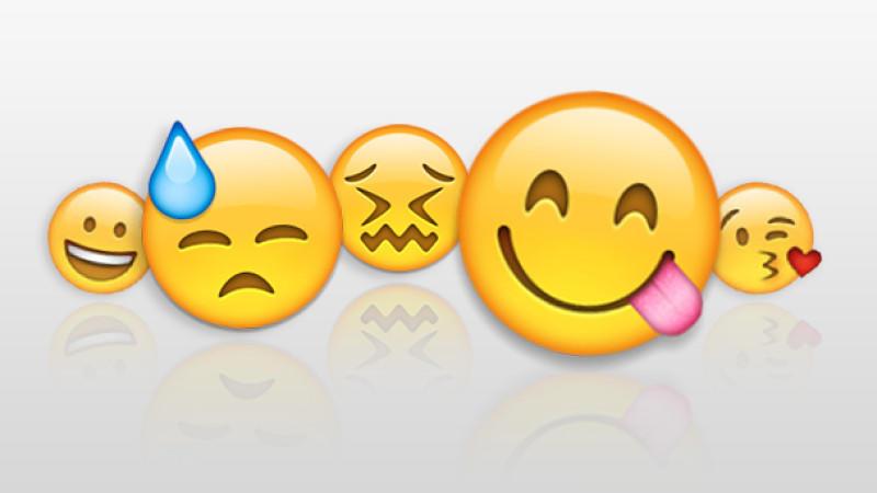 Smiley-Hype: Ein Model und eine Expertin erklären Emojis