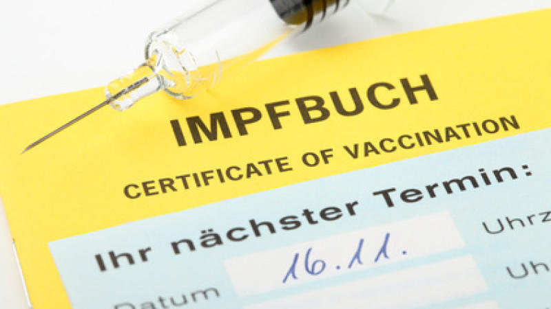 Masern-Mumps-Röteln-Impfung: Schutz vor Spätfolgen