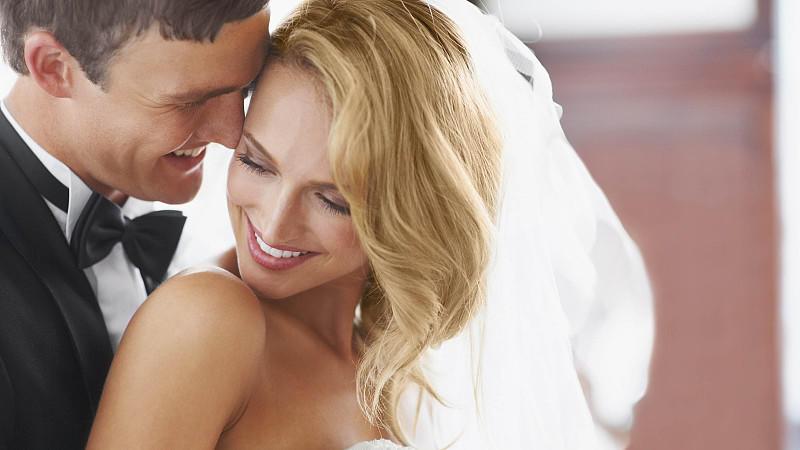 Wenns um die Hochzeitsvorbereitungen geht nimmt sie lieber das Steuer in die Hand