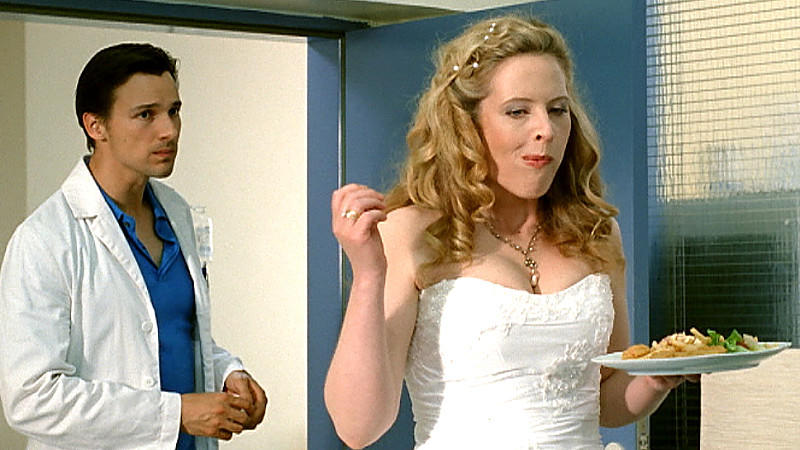 Doctor's Diary: Die Hochzeit von Dr. Gretchen Haase und Alexis von Buren steht unter keinem guten Stern. Die Hochzeitsgesellschaft wird im Elisabeth-Krankenhaus unter Quarantäne gesetzt.