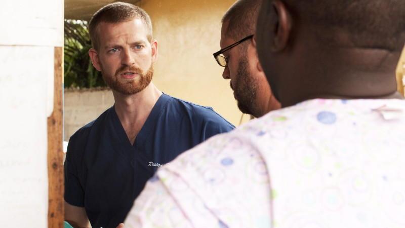 Ebola-Virus: Junge will US-Arzt Kent Brantly retten, dem er sein Leben verdankt