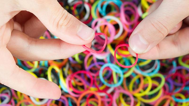 Rainbow Loom Bandz Selber Knüpfen Schritt Für Schritt Anleitung