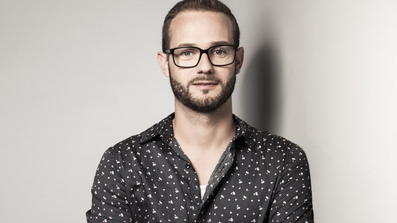 "Alleskönner Rainer Maria Jilg ist der ""Rising Star""-Moderator 2014."
