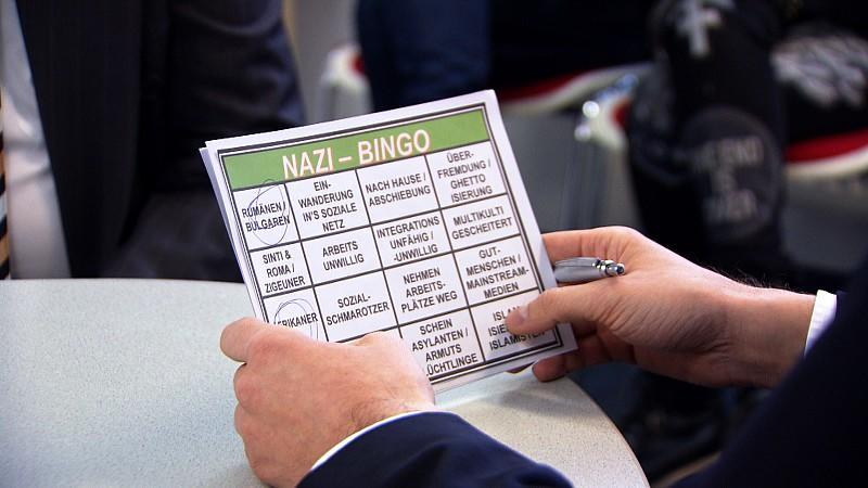 Was wäre wenn?: ... man Nazi-Bingo spielen würde