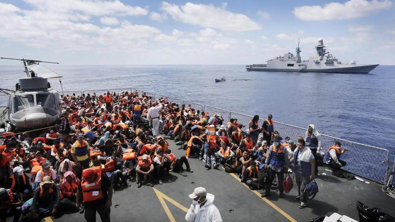 Ähnlich wie in Italien wird man auch in Griechenland den Flüchtlingsströmen nicht mehr Herr.