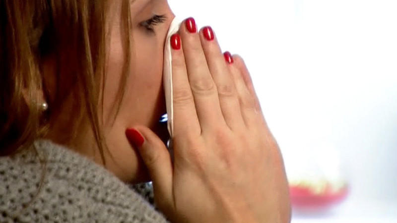 Was sind Symptome & Ursachen bei Erkältung & Grippe?