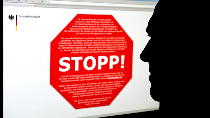 Der Besitz von Kinderpornographie soll in Zukunft noch härter bestraft werden.