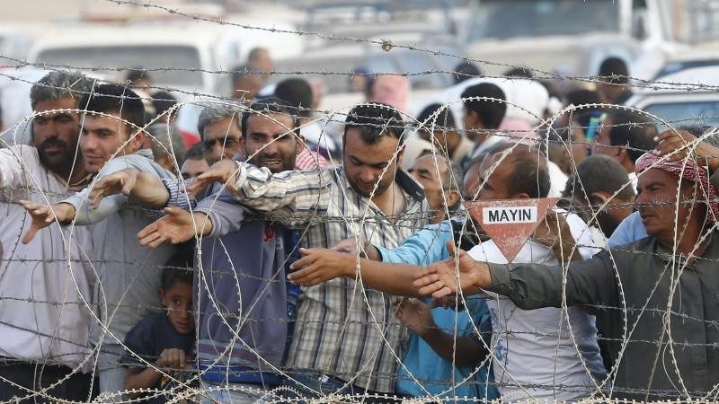 Die Türkei hat Angaben zur Zahl kurdischer Flüchtlinge aus Syrien offenbar stark übertrieben.