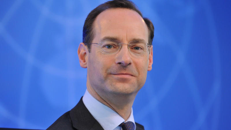Oliver Bäte wird neuer Vorstandschef des Versicherungskonzerns Allianz