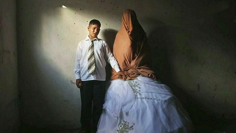 Kinderehen Gaza
