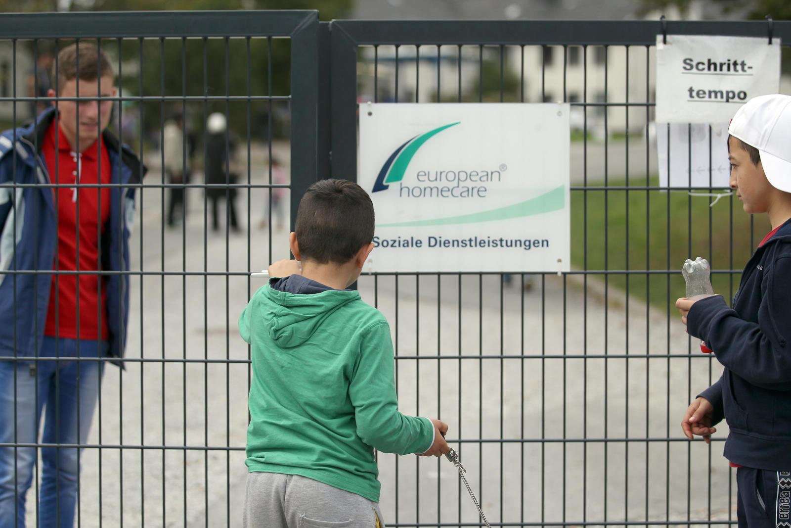 Das Flüchtlingsheim in Burbach wird nicht weiter von der Firma European Homecare betrieben.