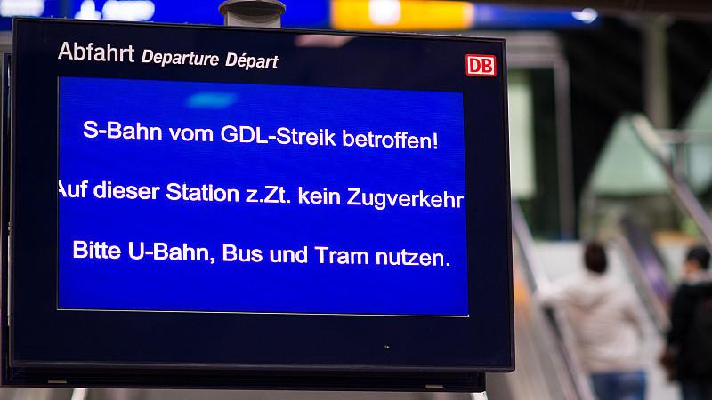 Reise-Rechte bei der Bahn