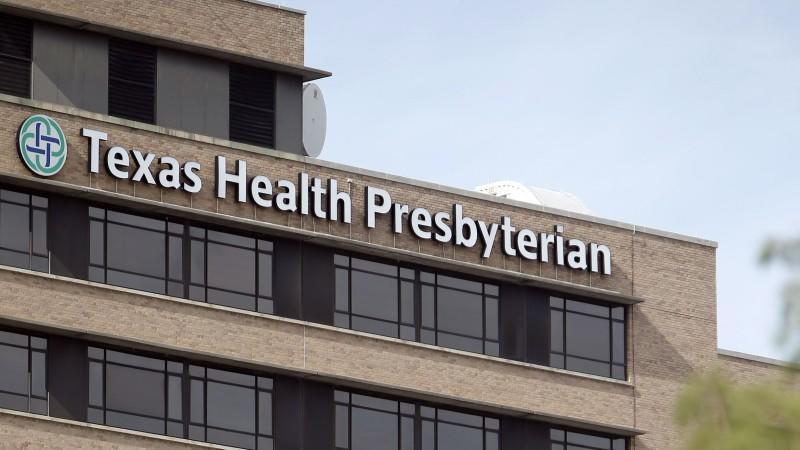 Eine Pflegekraft des Health Presbyterian Hospitals steckte sich an.