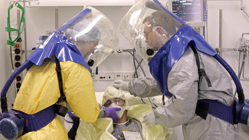 Sehr hohes Ansteckungsrisiko: USA suchen Ursache für Ebola-Infektion