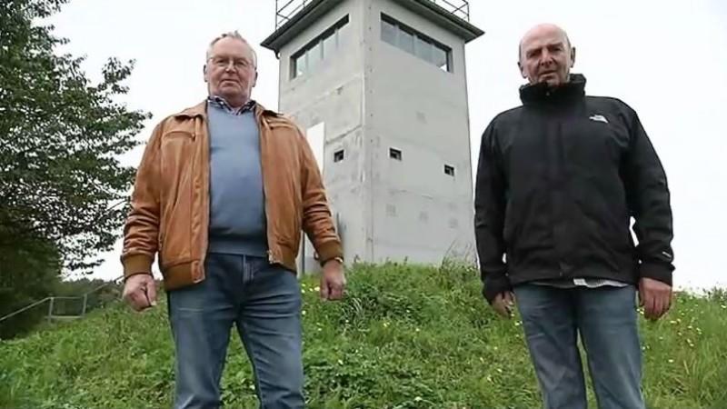 Grenzer in der ehemaligen DDR: Für ein Bier auch mal in den Westen