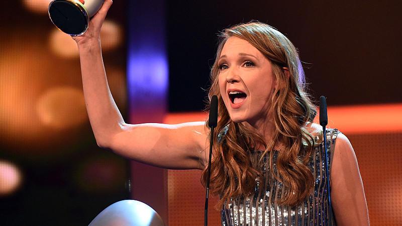 Carolin Kebekus hat den Preis für die 'Beste Komikerin' gewonnen