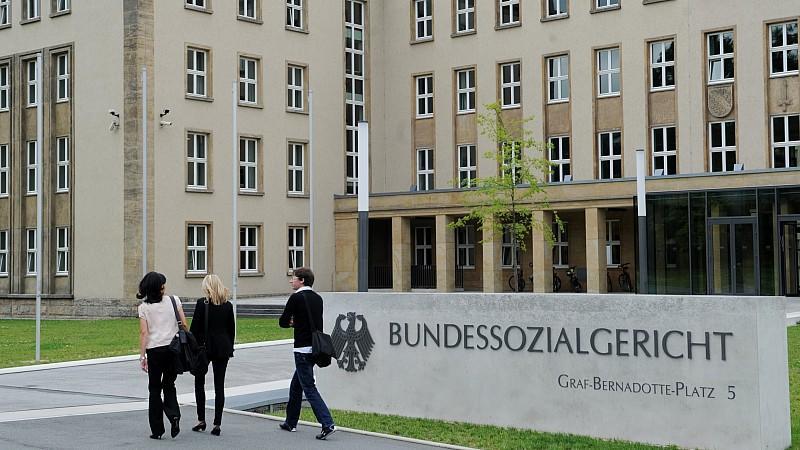 Das Bundessozialgericht in Kassel urteilte zu künstlicher Befruchtung und Genanalyse.