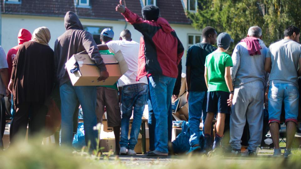 Wo kommen Flüchtlinge in Europa unter? Bayerns Innenminister Herrmann fordert einen Verteilungsschlüssel, wie es ihn auch in Deutschland gibt.