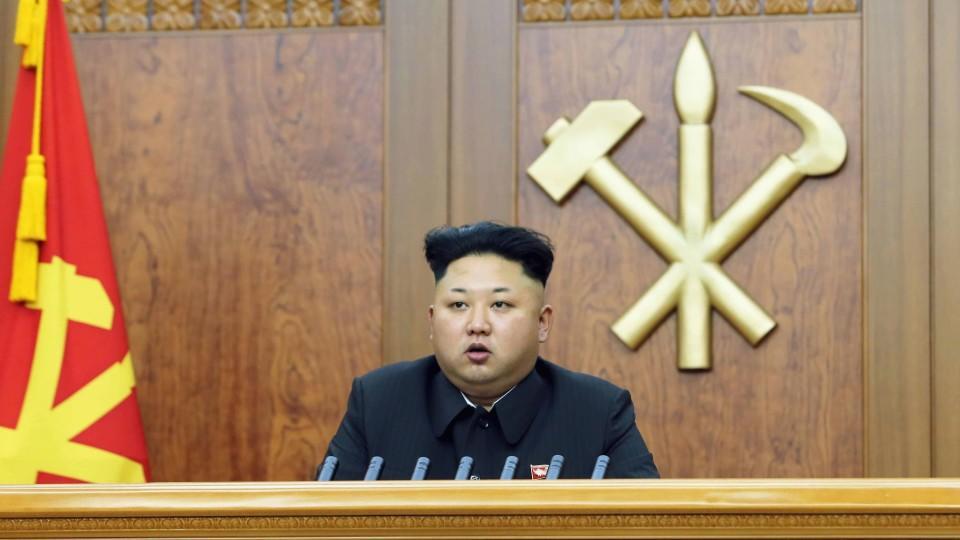 Nordkoreas Machthaber Kim Jong Un ist zu Gesprächen bereit