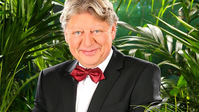 Moderator Walter Freiwald zieht in das Dschungelcamp 2015 ein.