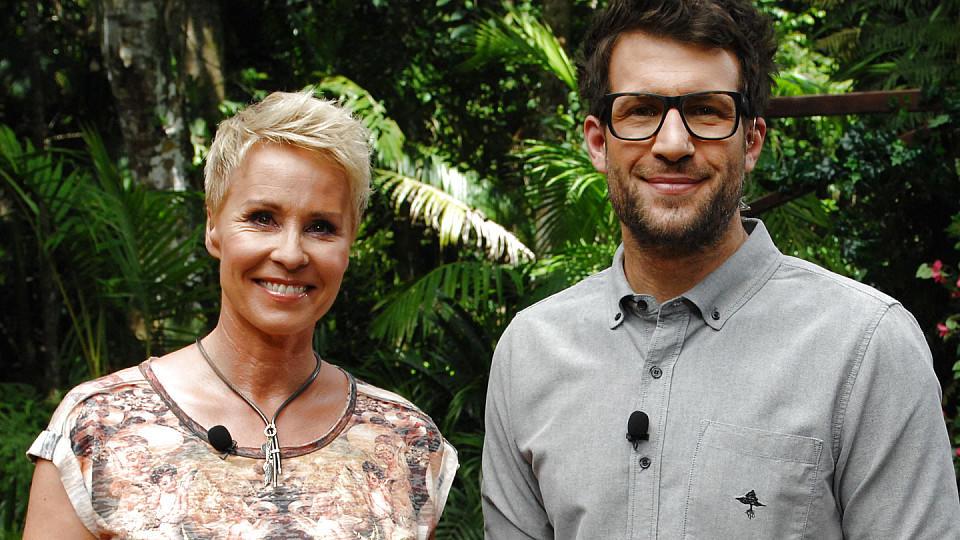 Dschungelcamp 2015: Das sagen Sonja Zietlow & Daniel