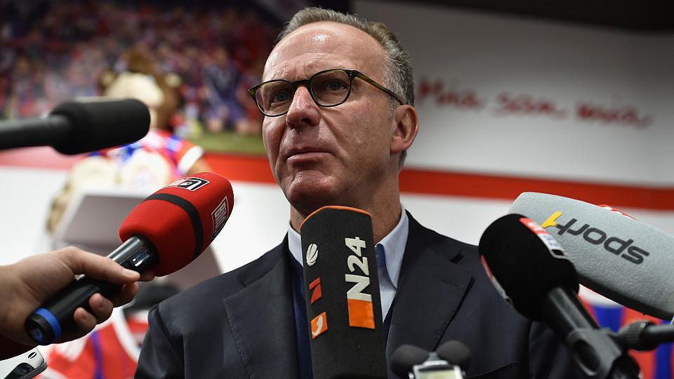 Karl-Heinz Rummenigge, FC Bayern
