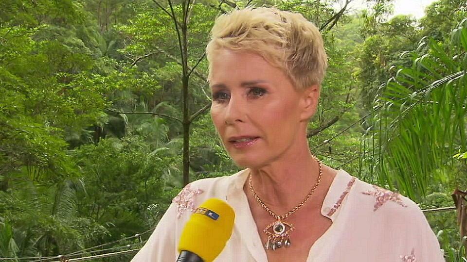 Dschungelcamp 2015 Sonja Zietlow Spricht über Ihre Typveränderungen