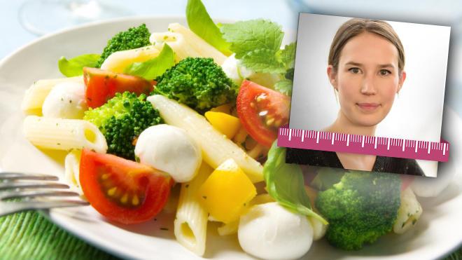 Redakteurin Lara Schwarzkamp hat die 'All-you-can-eat'-Diät getestet. Hält die Diät, was sie verspricht?