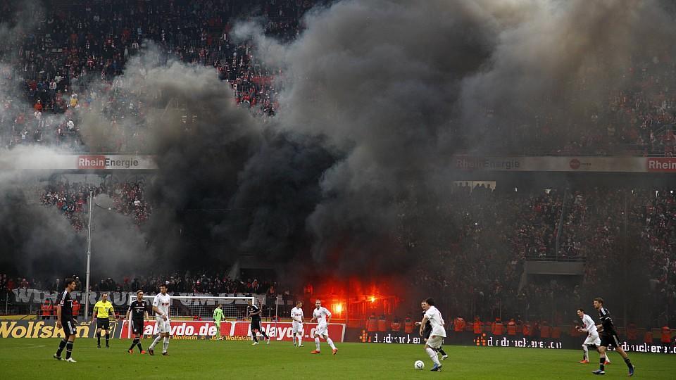 Der FC und seine Problem-Fans: Sperrt diese Idioten aus!