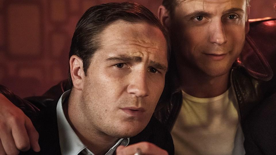 """In """"Starfighter - Sie wollten den Himmel erobern"""" geht Frederick lau als Richie Weichert mit Harry Schäfer durch dick und dünn."""