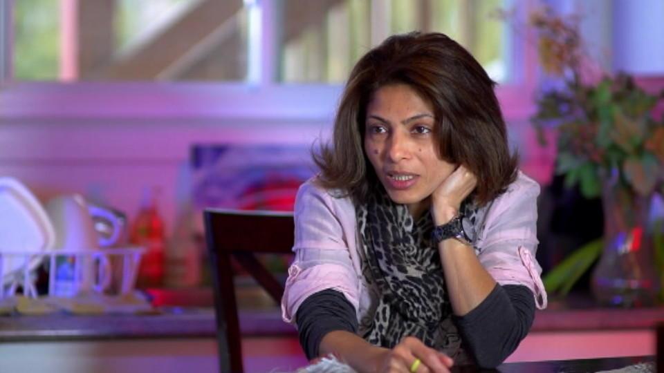 """Frau von inhaftiertem Blogger spricht: """"Eines Tages wird Raif einfach da sein"""""""