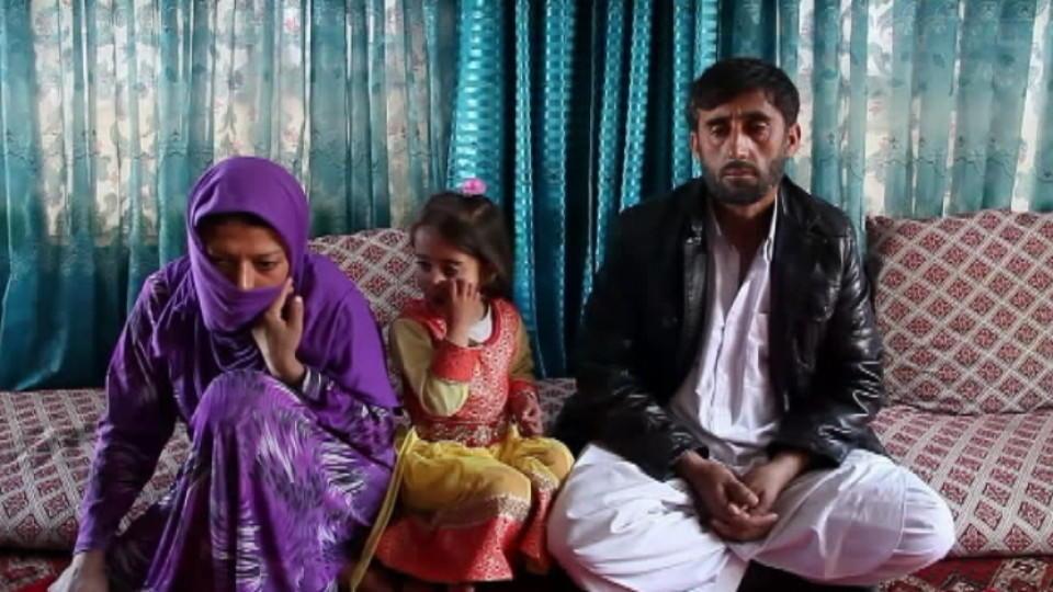 Gulnaz musste ihren Peiniger heiraten