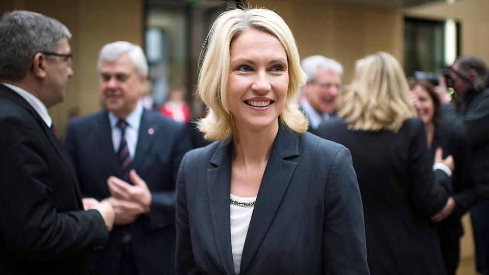 Manuela Schwesig, Bundesfamilienministerin, hatte das Betreuungsgeld vor ihrem Amtsantritt abgelehnt.